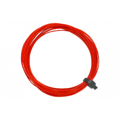 6m red decoder wire - DCC concepts