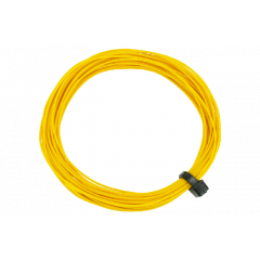 6m yellow decoder wire - DCC concepts