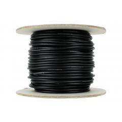 25 m black power bus wire 1.5mm - DCC concepts
