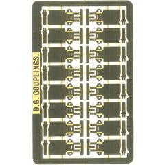 DGB 4mm scale (OO/EM/P4) D.G. autocouplings