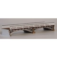 Model kit 00: double track 2 span viaduct