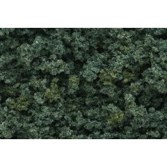 Underbrush dark green Woodland scenics FC137