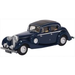 Jaguar Sports Saloon - Oxford Diecast - schaal OO