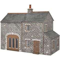 Model Kit N - Crofters cottage - Metcalfe - PN159