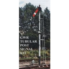 GWR tubular post signal kit O