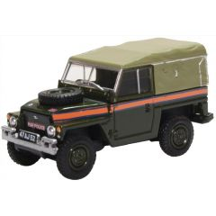 Land Rover 88 - RAF Police- Oxford Diecast - schaal OO