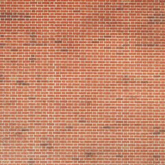 Red brick builders sheets - Metcalfe - M0054