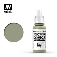 Medium Grey - Vallejo 70.987 -  Acrylic Paint