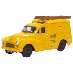 Morris 1000 Van - Post office - Oxford Diecast - OO scale