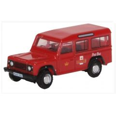 Landrover Defender Royal Mail - Oxford Diecast - N scale