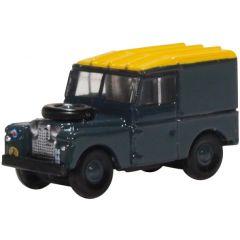Land Rover 88 Hard Top - RAF - Oxford Diecast - N scale