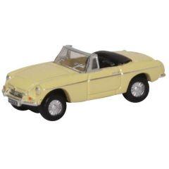 MG B Roadster - Oxford Diecast - N scale