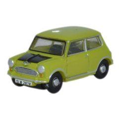 Mini Cooper - Mr Bean - Oxford Diecast - N scale