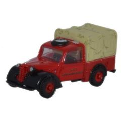 Austin  Tilly - London Fire Brigade - Oxford Diecast -N  scale