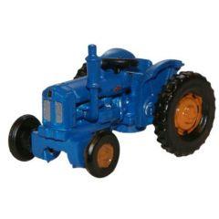 Fordson Bluebird tractor 1950 - Oxford Diecast - N scale