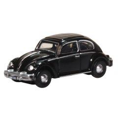 WV Beetle - black - Oxford Diecast - N scale