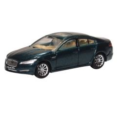 Jaguar XF BRG - Oxford Diecast - N scale