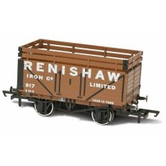 7 plank Coke wagon - Renishaw -  Oxford Rail