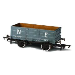 4 Plank  Wagon - LNER - Oxford Rail