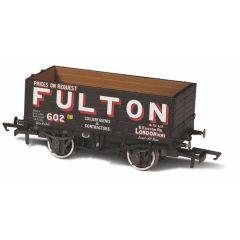 7 Plank Mineral Wagon - Wigan Fulton - Oxford Rail
