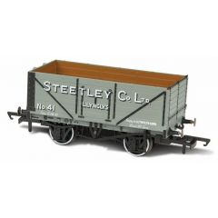 7 Plank Mineral Wagon - Steetley And Co Llynclys - Oxford Rail