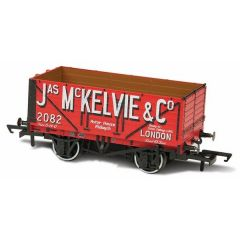 7 Plank Mineral Wagon - Jas McKelvie London - Oxford Rail