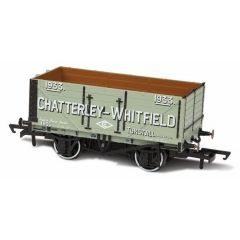 7 Plank Mineral Wagon - Chatterley - Whitfield Tunstall - Oxford Rail