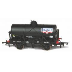 Tank wagon - 12 ton - Mobil - Oxford Rail - OO scale
