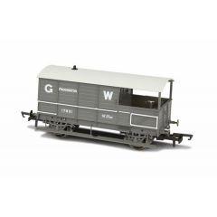 GWR 4 Wheel Planked (early) Paddington - Oxford Rail
