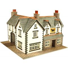 Model kit N: Coaching Inn - Metcalfe - PN128