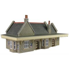 Model kit N:  Wayside station- Metcalfe - PN138