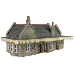 Model kit N:  Wayside station- Metcalfe - PN138