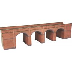 Model kit N: Double track brick viaduct - Metcalfe - PN140