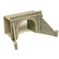 Model kit N: double track tunnel entrances - Metcalfe - PN142