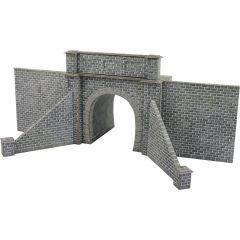 Model kit N: single track tunnel entrances - Metcalfe - PN143