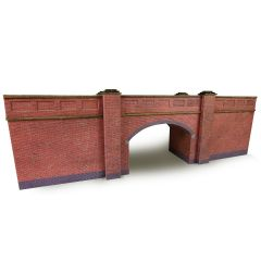Model kit N: Railway bridge - brick - Metcalfe - PN146