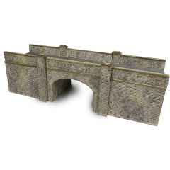 Model kit N: Railway bridge - stone - Metcalfe - PN147