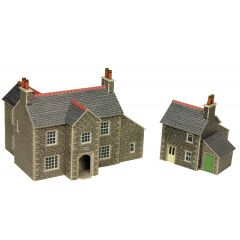 Model kit N:  Manor Farm - Metcalfe - PN150