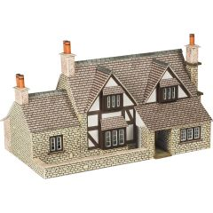 Model Kit - Town End Cottage - N scale - Metcalfe - PN167