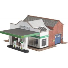 Model kit N: service station - Metcalfe - PN181