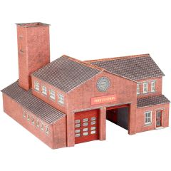 Model kit N: Firestation - Metcalfe - PN189