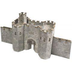 Model Kit N - Castle Gatehouse - Metcalfe - PN191