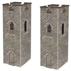 Model Kit N - Watch Tower - Metcalfe - PN192