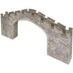 Bouwpakket N: Kasteelmuur brug -  Metcalfe - PN196