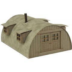 Model kit N: Nissen hut - Metcalfe - PN815