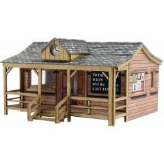 Model kit N: wooden pavilion - Metcalfe - PN821