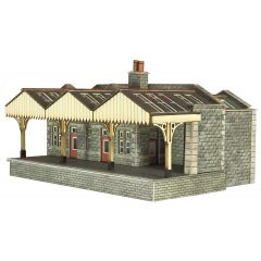 Model kit N: Parcels office - Metcalfe - PN921