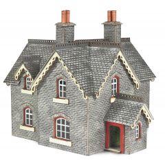 Model kit N: Settle and Carlisle Railway station masters house - Metcalfe - PN935