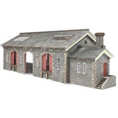 Model kit N: Settle and Carlisle Goods shed - Metcalfe - PN936