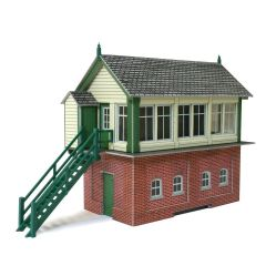 Model kit OO/HO:  Signal Box - Metcalfe - PO233